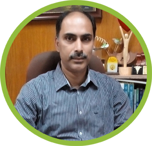 Dr. Samuel P. Mathew (PhD, 23 years experience) -
