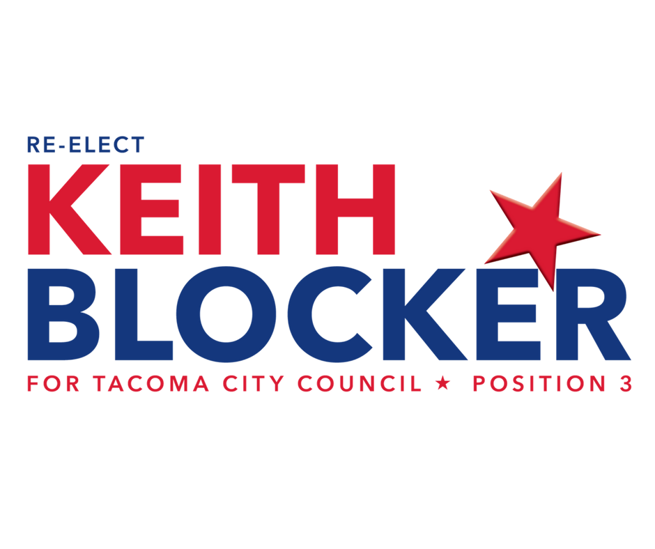 Re-Elect Keith Blocker