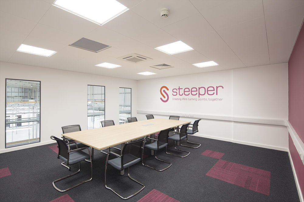 NEW OFFICE ARCHITECTS LEEDS