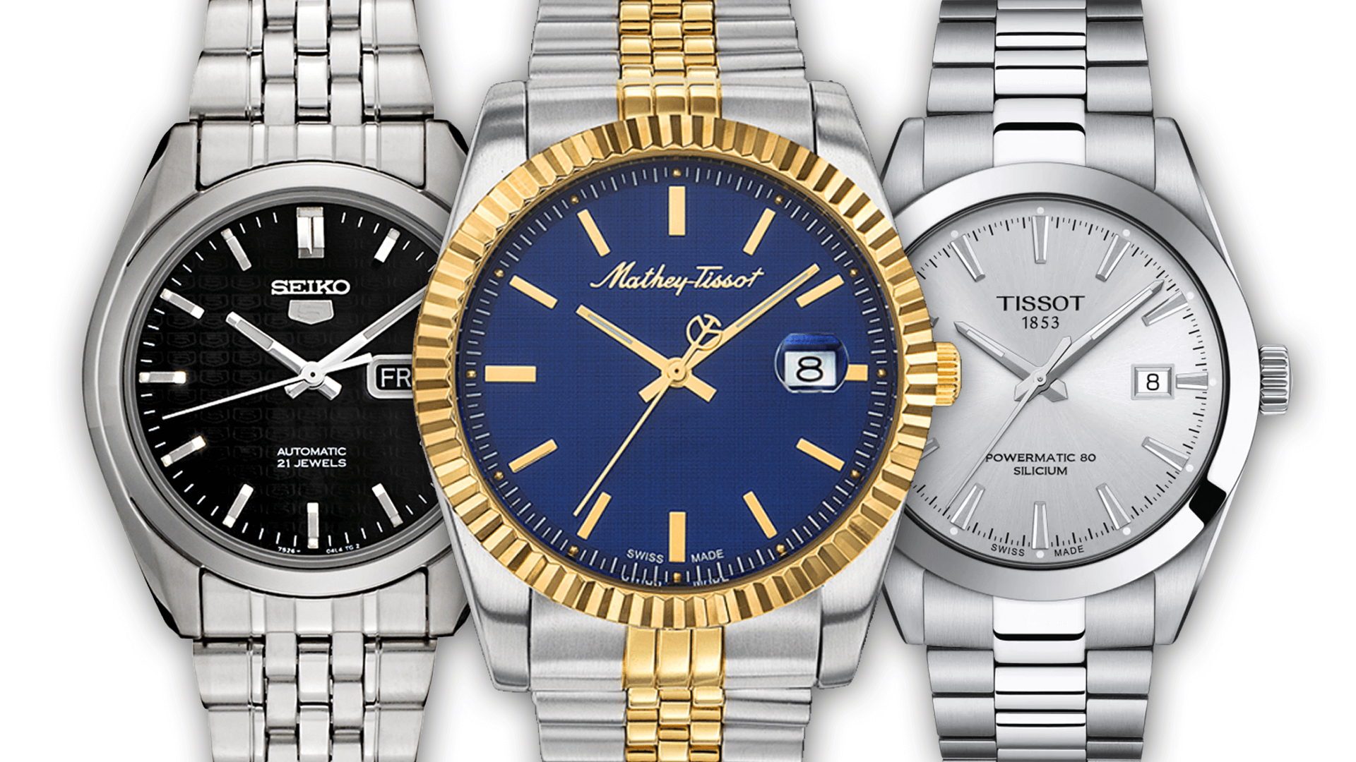 12 Rolex Datejust Alternatives Great Homage Watches You Can Actually Afford Ben S Watch Club Exploring Affordable Watches