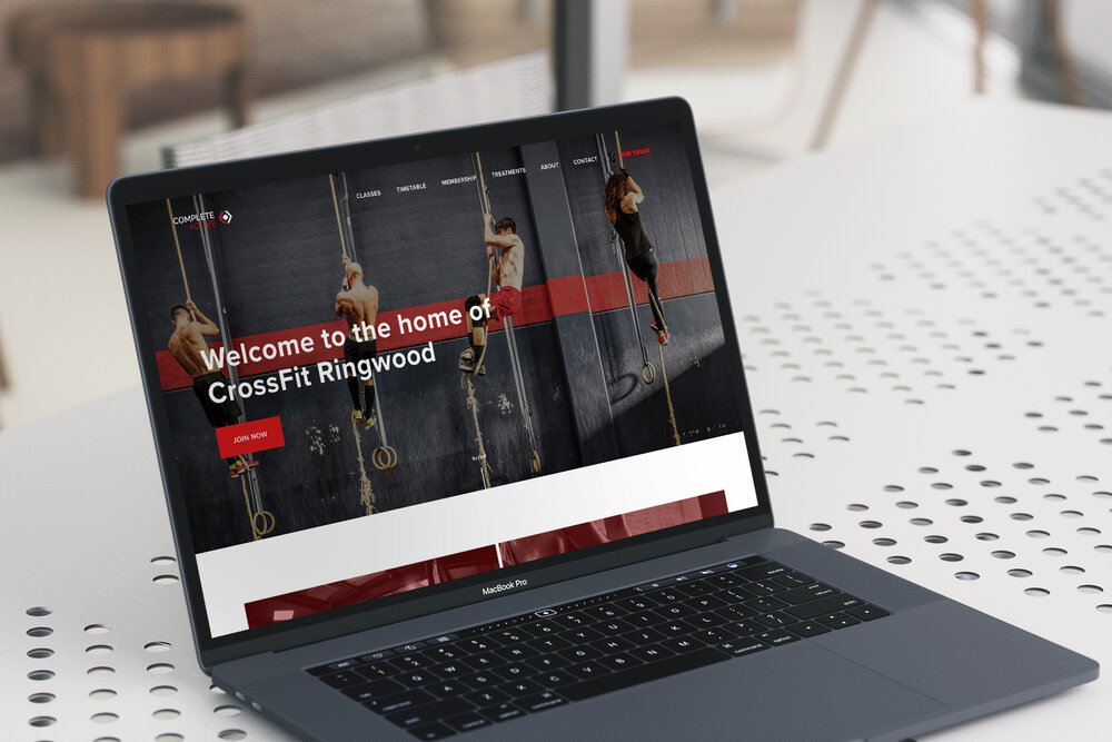 Complete Active<strong>A digital presence for a respected CrossFit brand</strong>