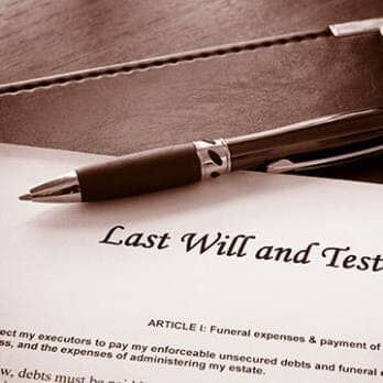 WILLS, TRUSTS AND ELDER LAW -