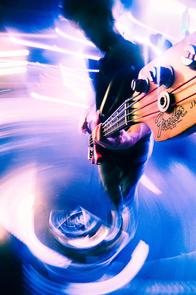 Jenni Vartianen (bass player of)