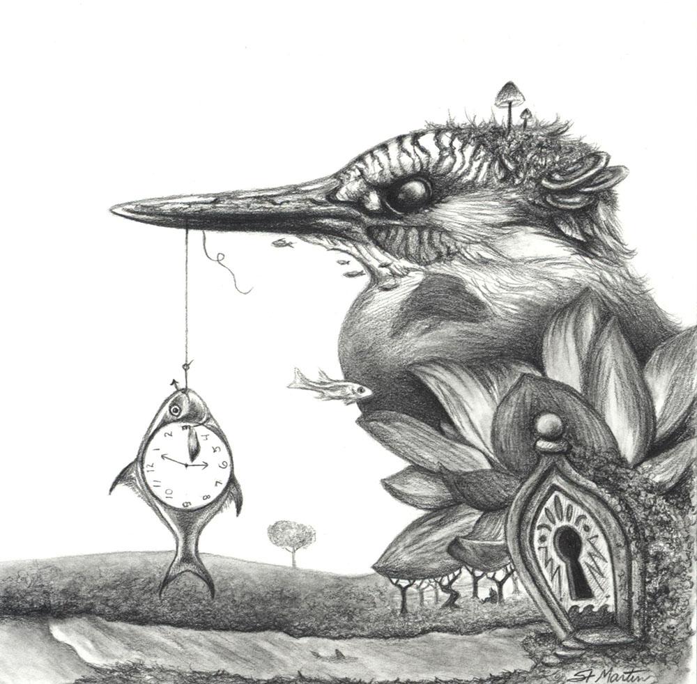 Early Bird - for Changelings - Corina St Martin.jpg