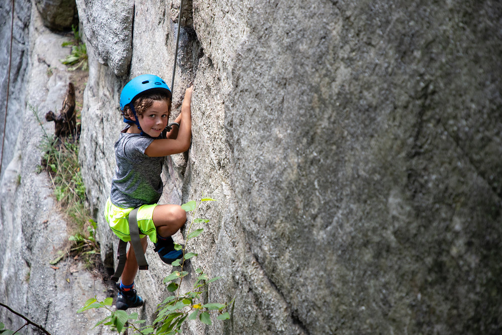 Outdoor climbing - in Peterskill, The Gunks with High Xposure (Tuesdays)   $60