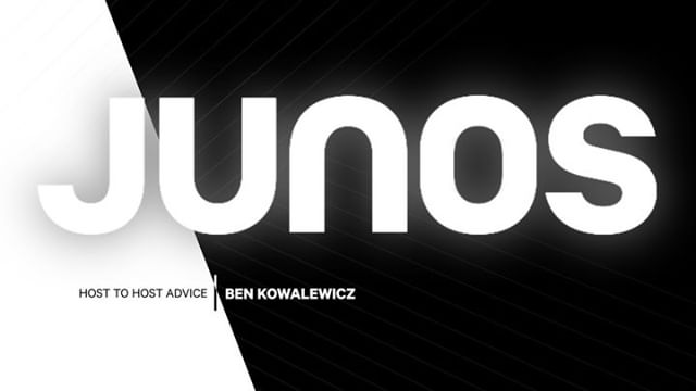 Ben Kowalewicz of @billytalentband has been getting a ton of advice for hosting the @thejunoawards gala, thanks to @jessicruickshank and @tomjoepower. We know he's going to hit it home.