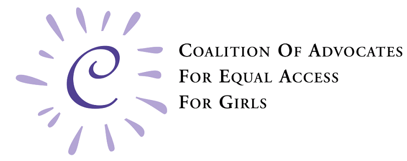 Coalition of Advocates for Equal Access for Girls