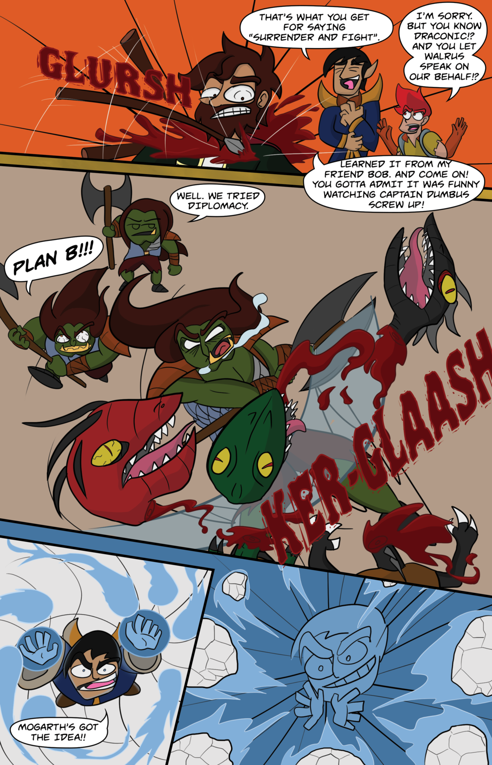 Curse Quest Chapter 2 Page 9