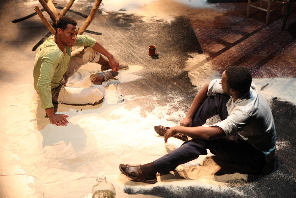 3. Jonathan Majors and Andy Lucien_Cry Old Kingdom_Photo by Alan Simons.JPG
