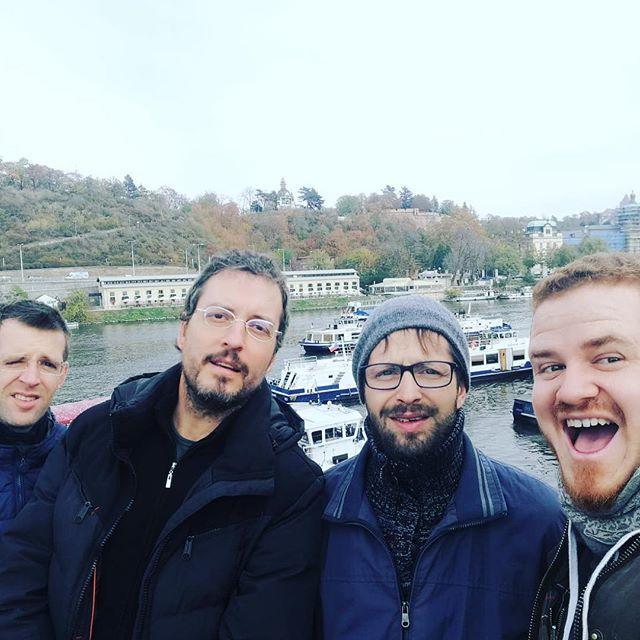 Prague Boys #prague @federicomonetta #lakes @manuelpramotton @alessandromaiorino #twins