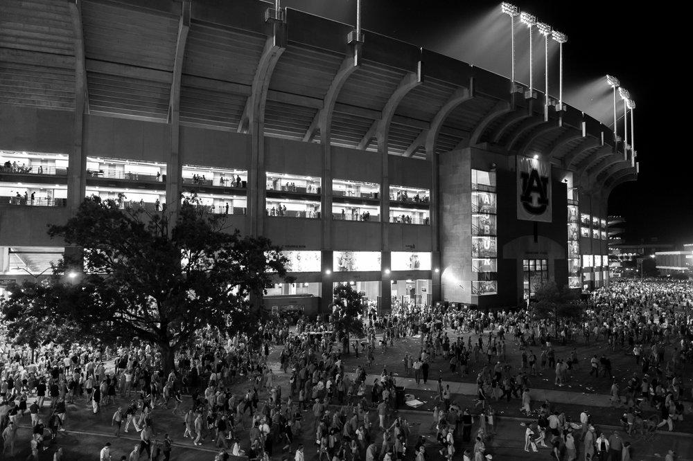 _d7a4859-3 Jordan-Hare Stadium at Night