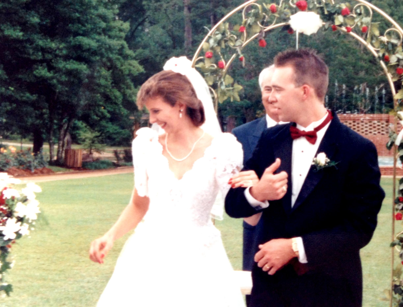 Scott and Deborah Fillmer June 11 1993