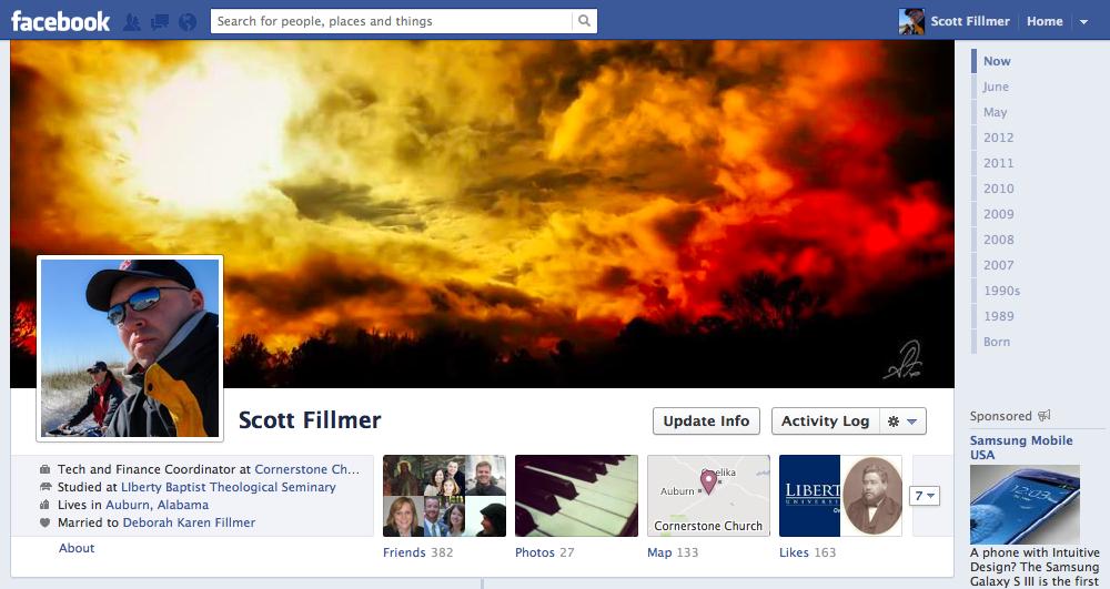 Scott Fillmer on Facebook