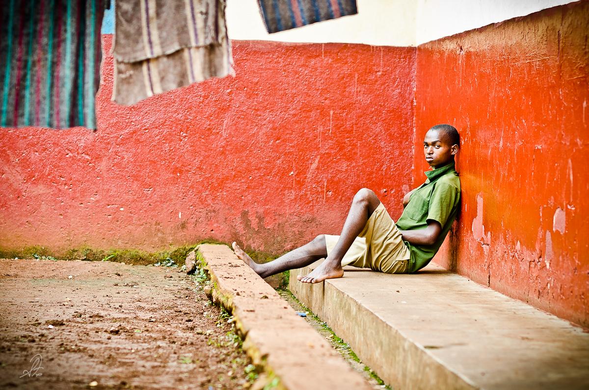 Children's Remand Facility in Uganda Africa