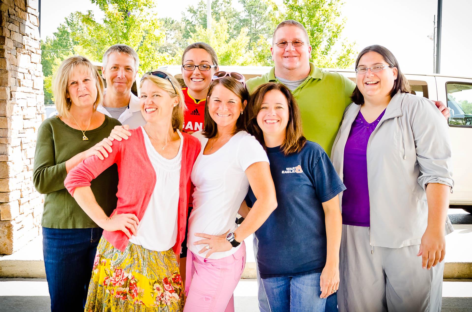 Cornerstone Church Uganda Team Leaves for Atlanta