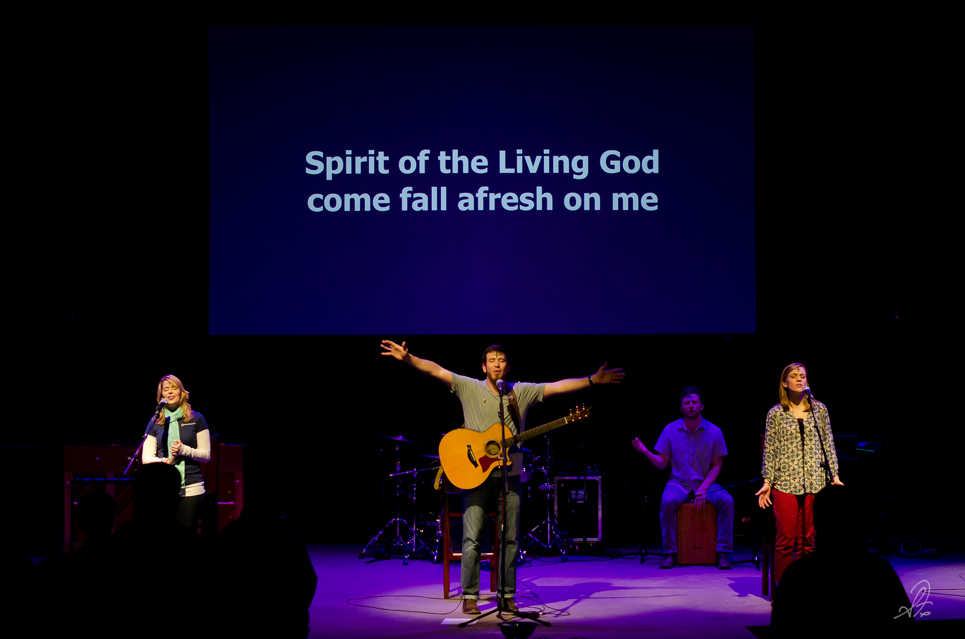 Worship Spirit of the Living God
