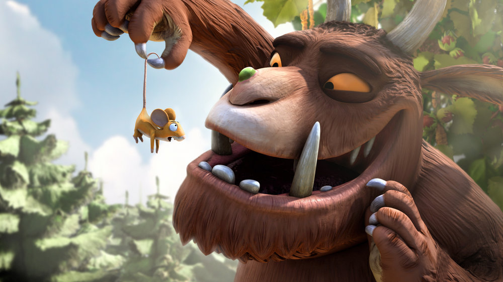WATCH A FILM - Across the week we'll be running free screenings of The Gruffalo, The Gruffalo's Child, Room on the Broom, Stick Man, The Highway Rat and Zog! But they'll be popular, so please book your free seat!