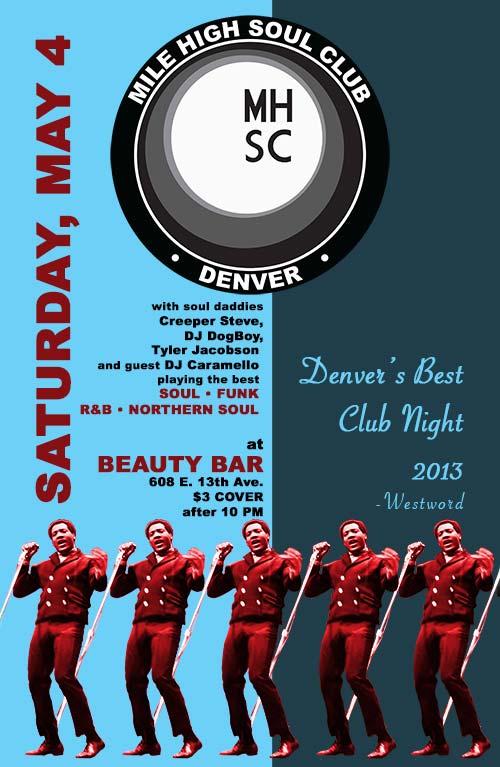 Mile High Soul Club May 2013