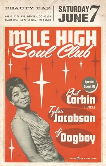 Mile High Soul Club June