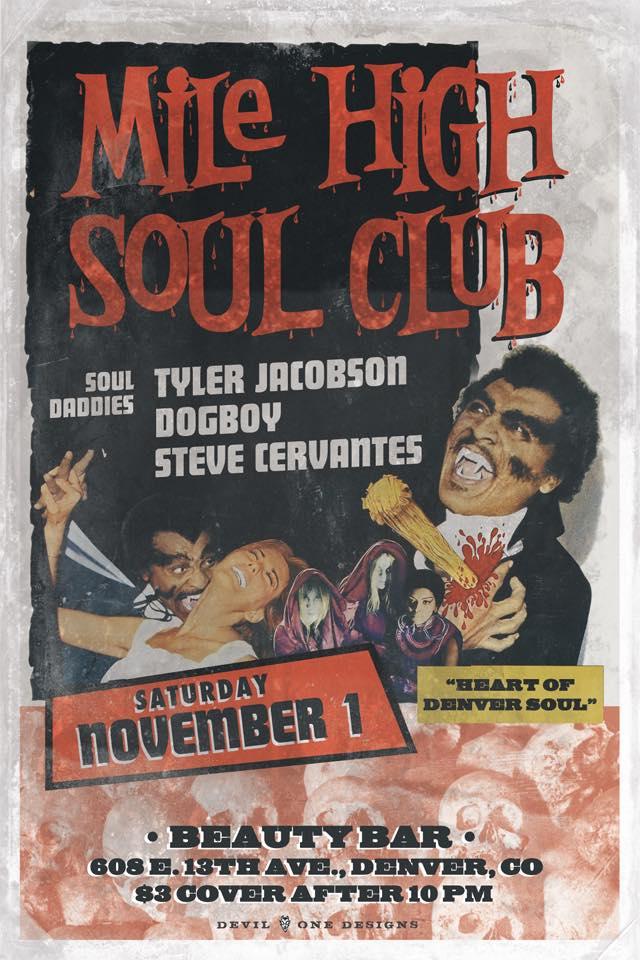 Mile High Soul Club November 2014