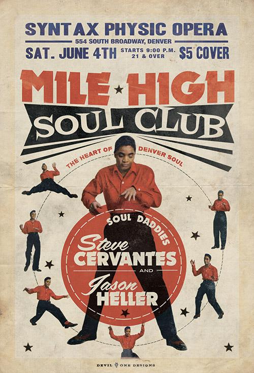 Mile High Soul Club June 2016