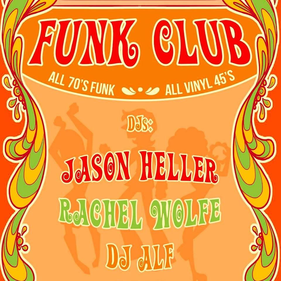 Funk Club January 2017 - Syntax Denver CO