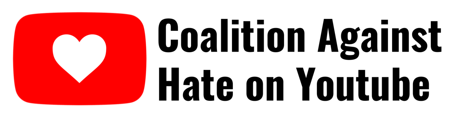 Coalition Against Hate on Youtube