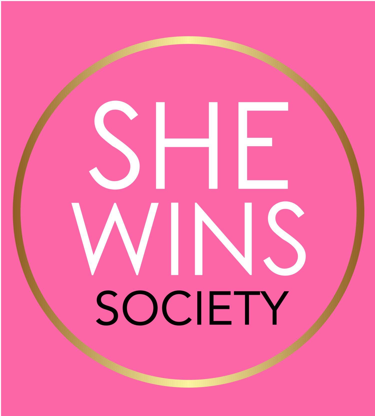 She Wins Society