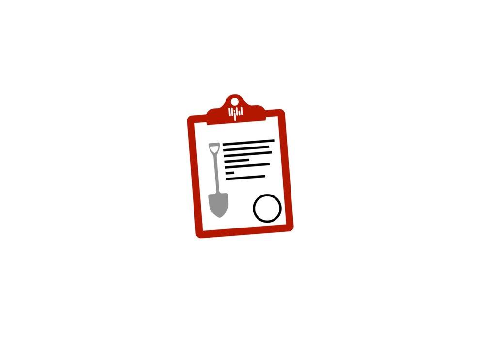 6. Vorbereitung der Vergabe - Ermitteln der Mengen und Aufstellen von Leistungsverzeichnissen.