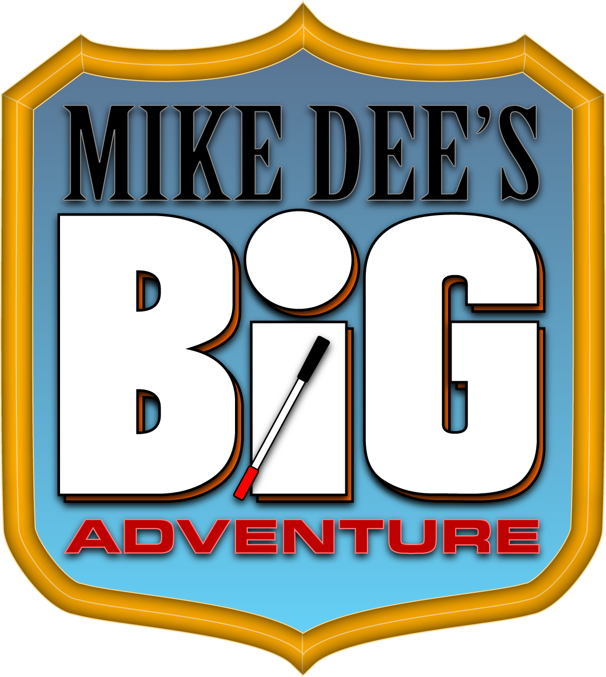 Mike Dee's BIG Adventure