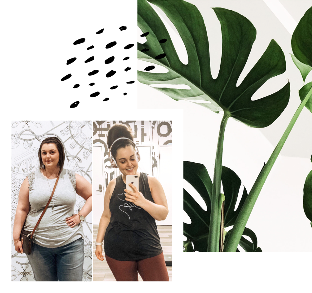 Hi, I'm Alyssa! - After losing 60 pounds and falling in love with health + wellness, I made it my mission to help other ladies just like you become their absolute best selves.My journey has taught me that by fueling our bodies well, staying active, and embracing self love right where we are is the key to wellness.