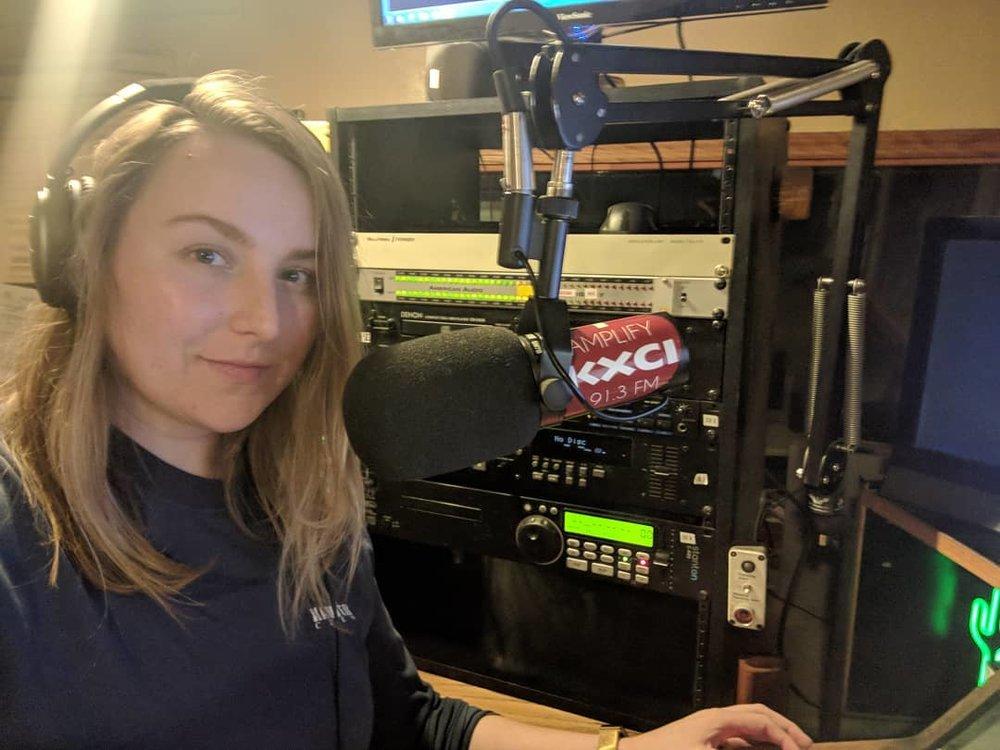 91.3 KXCI Radio Host  Every Thurs @Midnight