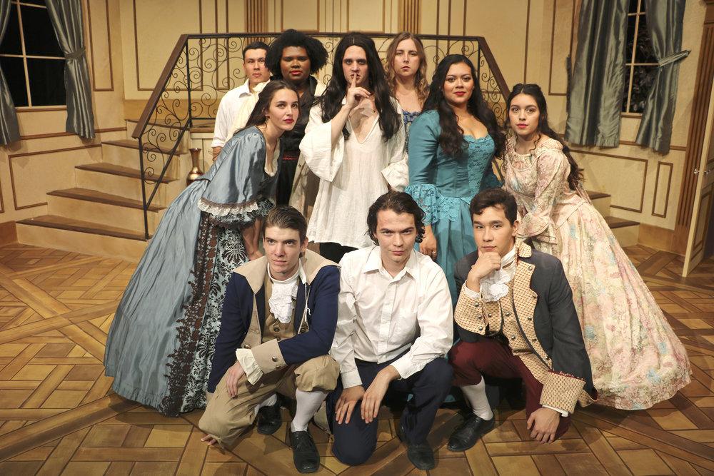 Tartuffe Cast