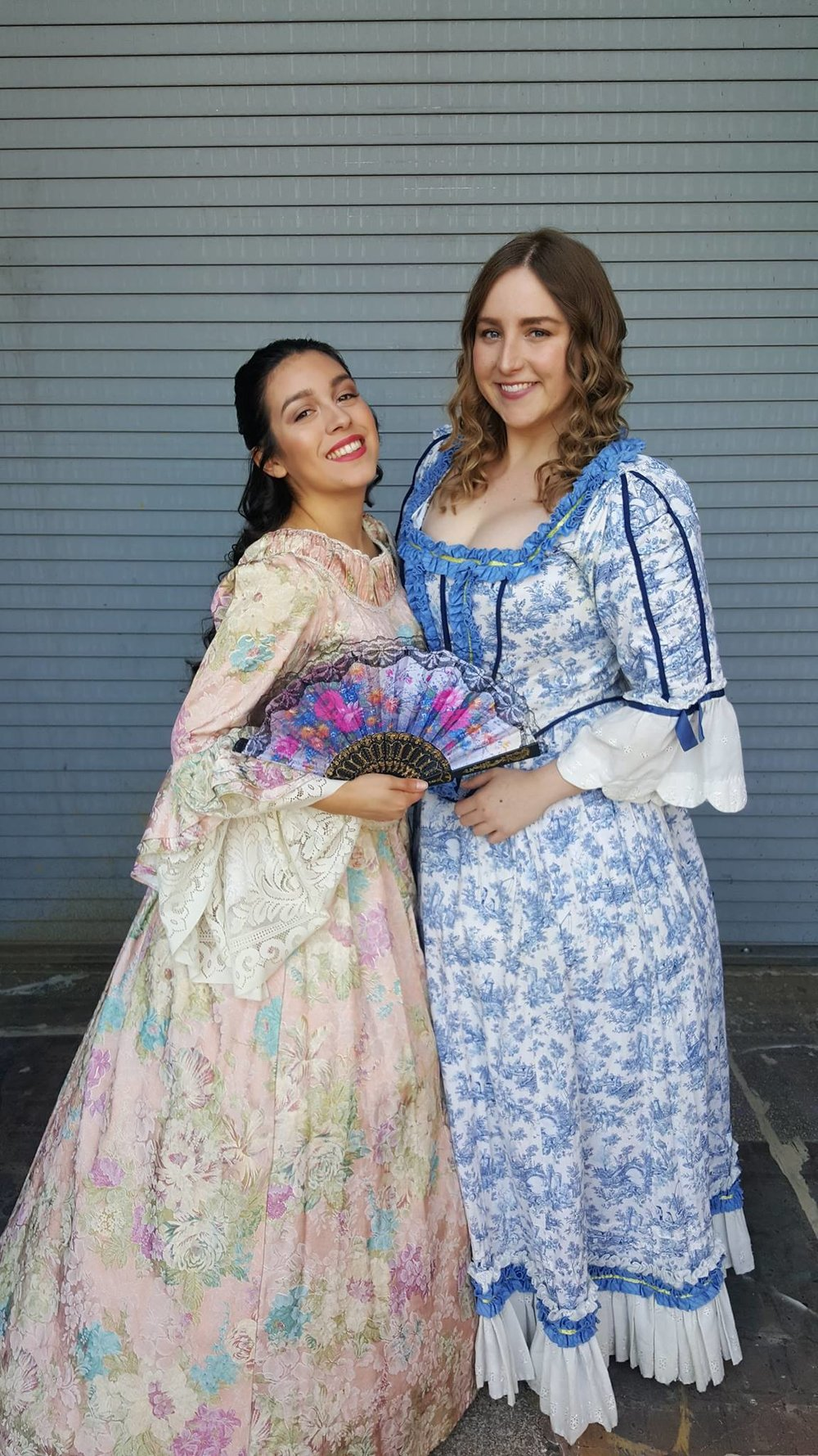 Dorine & Marianne (Tartuffe)