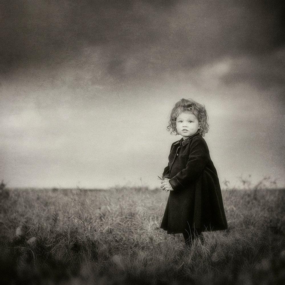 black and white beach portrait-pensive and soulful portrait-mood portrait.jpg