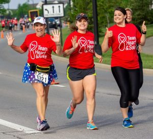 Mother's Day 5K race photo - Grove City, Ohio