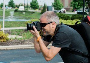 Behind the Scenes Photo - Jeffrey Tadlock Photography