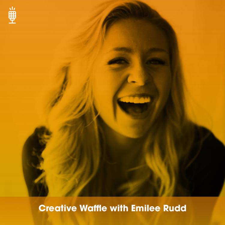 Ep  130 - Austin Dunbar — Creative Waffle Podcast