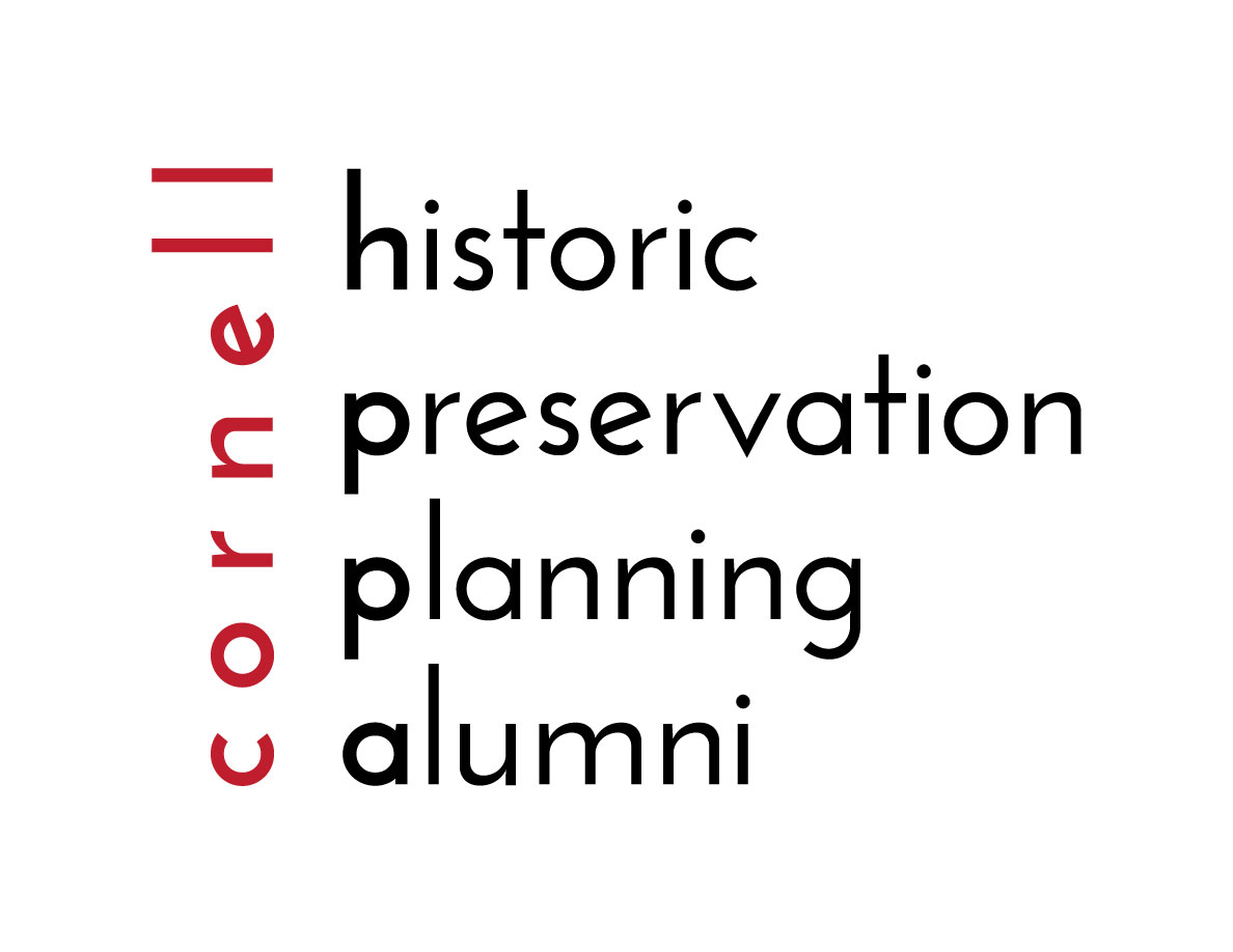 Historic Preservation Planning Alumni