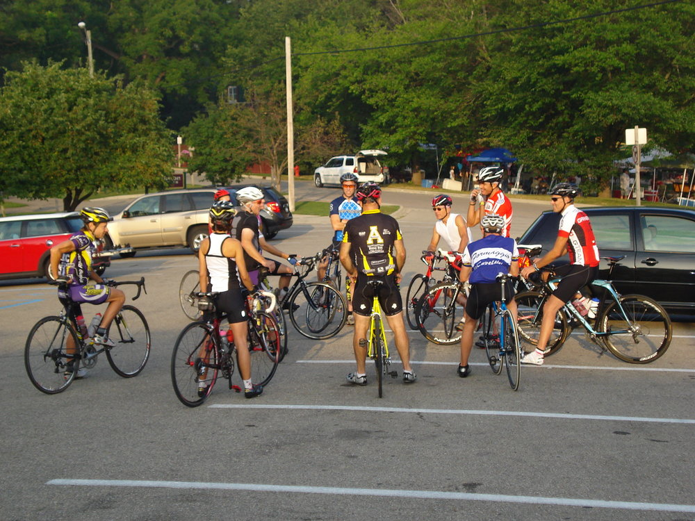 Saturday Depot Park Road Rides. 8:00am. Check the News section for updates.