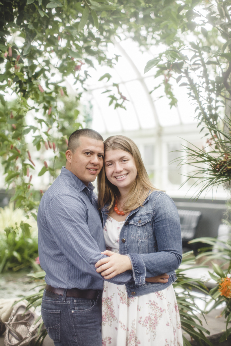 New York Botanical Garden Engagement