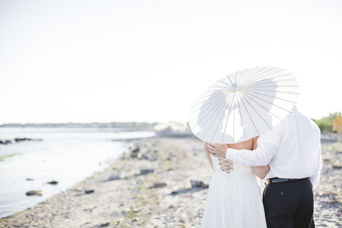 Silver Sands Beach Trash the Dress