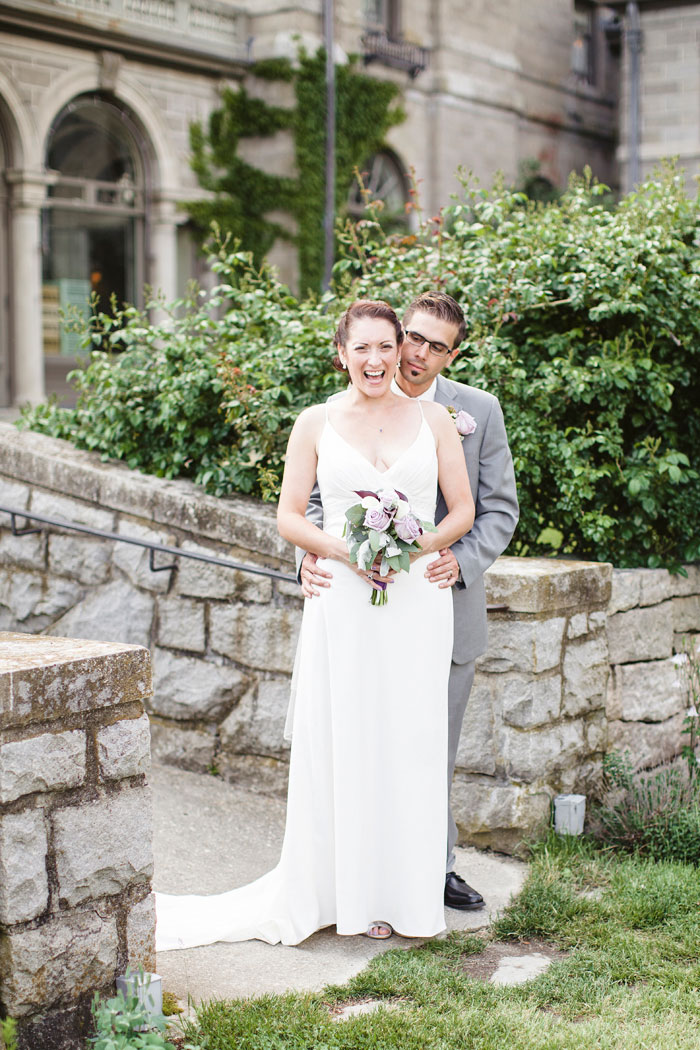Harkness Memorial State Park Wedding