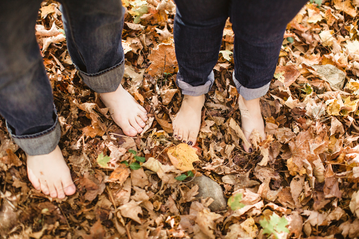 Cheshire Connecticut Fall engagement session
