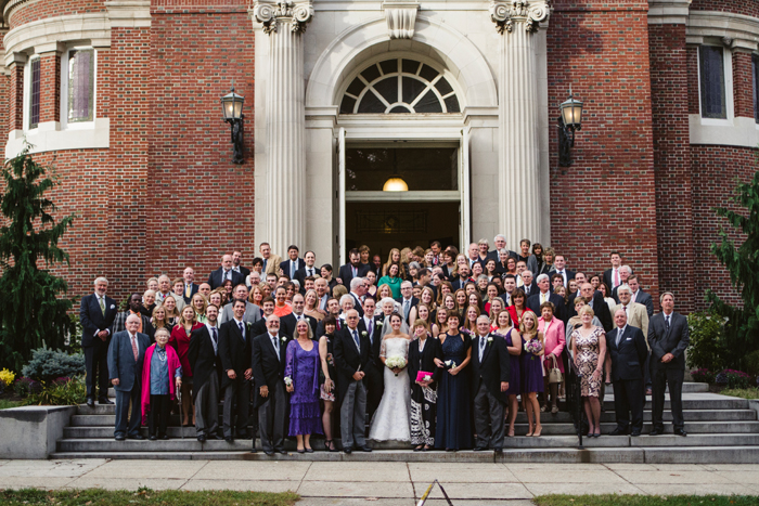 Waterbury Connecticut Country Club Wedding