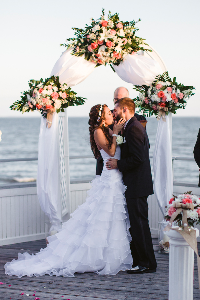 Westbrook Connecticut Beach Wedding