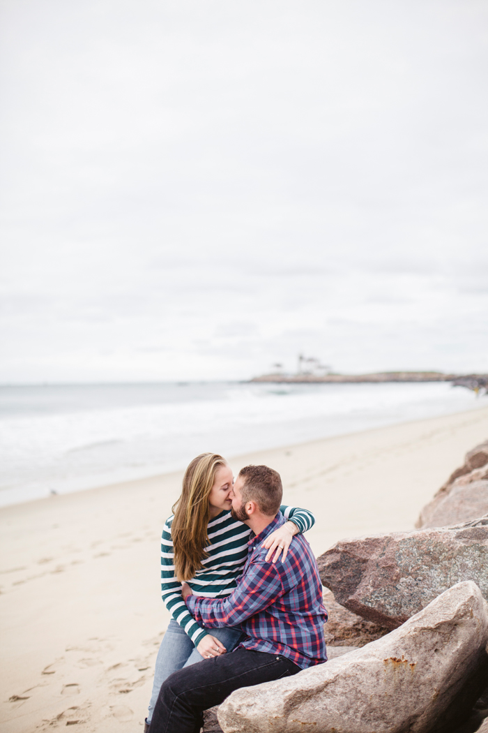 Watch Hill Rhode Island Engagement Session