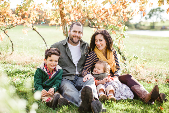 Gouveia Vineyard Family Session