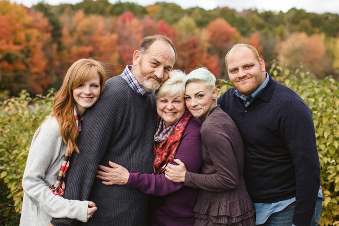 Twin Brooks Family Session