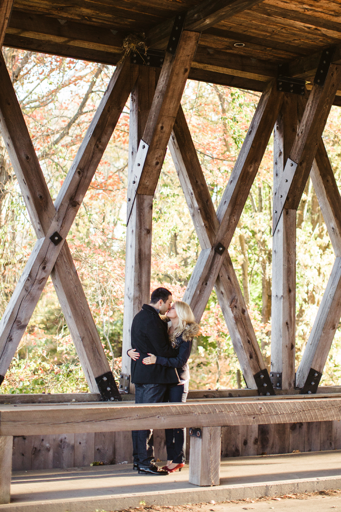 Twin Brooks Park Engagement Session